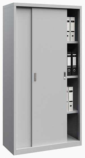 Шкаф металлический архивный ШАМ - 11.К
