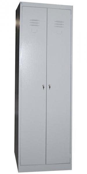 Шкаф металлический для одежды ШР-22-600